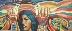 la paz es nuestra en bogota by Juan Cristobal Zulueta.jpg